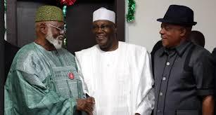 Atiku, PDP leaders meet with National Peace Committee