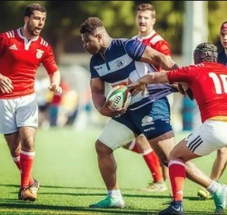 Rugby: Thankgod Okafor's RC Montemor wins Portuguese second tier of rugby championship by beating Benfica in the final