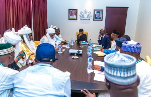VP meets Gbagyi leaders, says FG committed to speedy resolution of crisis over land with Army