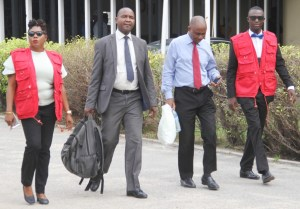 For allegedly defrauding Itse Sagay's brother's law firm, EFCC drags two lawyers to court