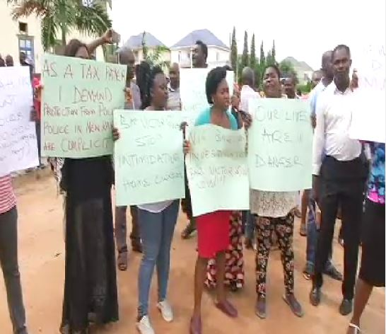 Insecurity: Thugs invade CAJAAH estate Orozo near FCT, attack residents