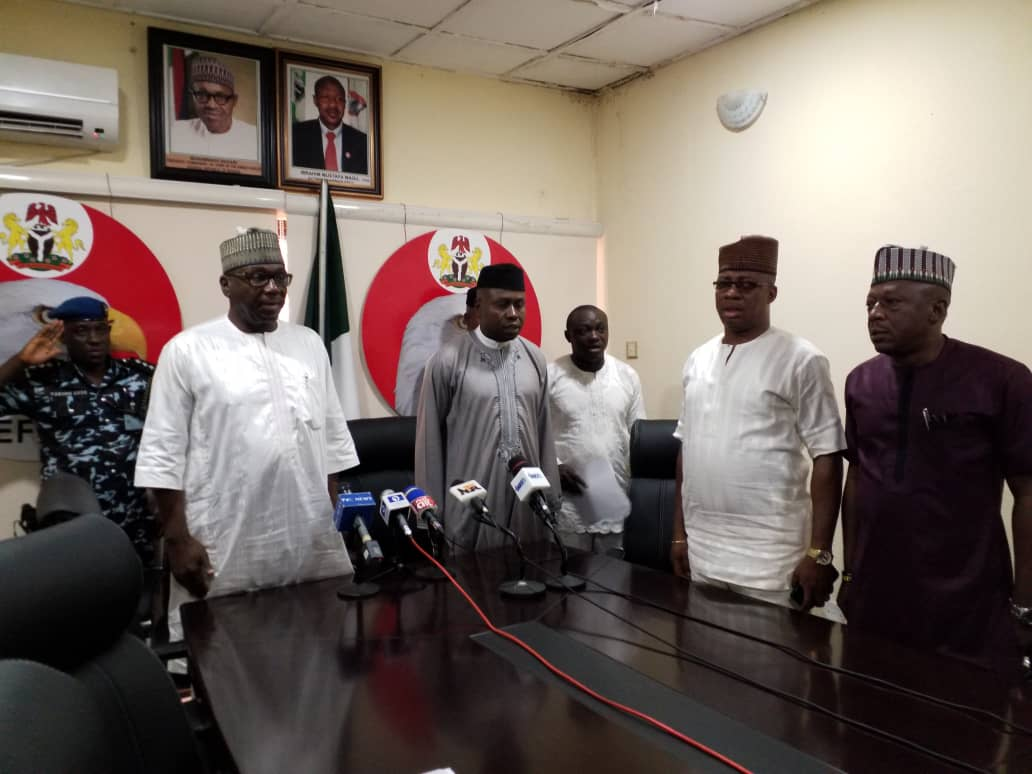 EFCC Presents N112m Recovered Fund to Kwara State Govt
