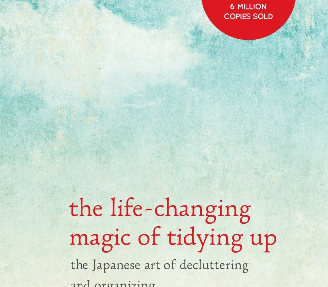 What's Up Katie-The Life-Changing Magic of Tidying Up