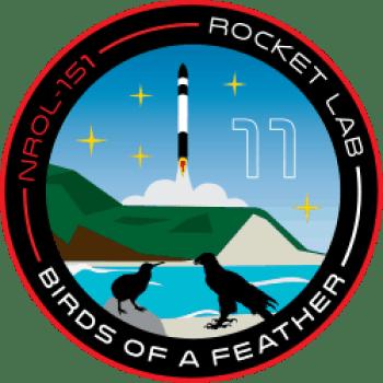 rocket launch birds ocean blue sky stars white black rocket lab electron mountain coast brown grass