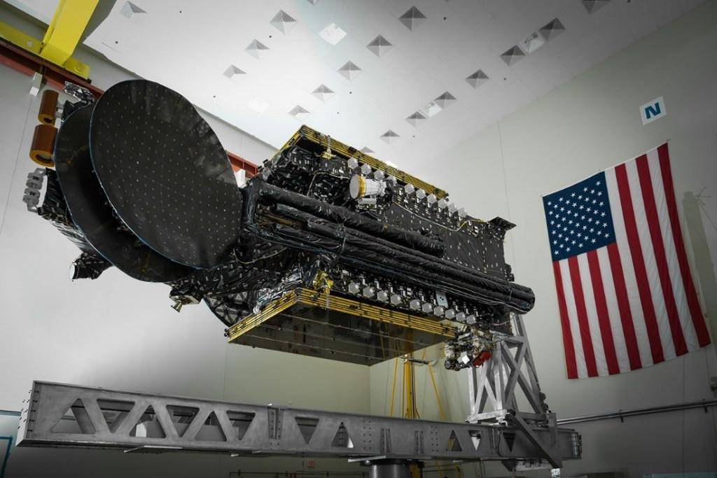 Sirius XM-7 satellite