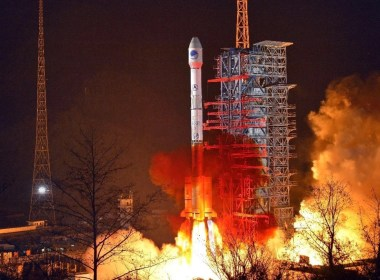 Long March 3B/E launching Beidou-3G2Q