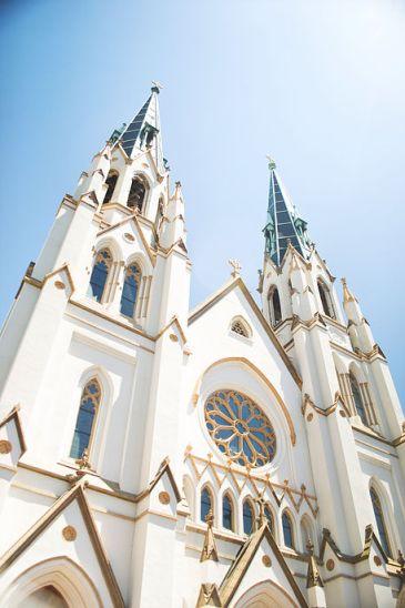 Cathedral of St. John the Baptist, Savannah, Georgia
