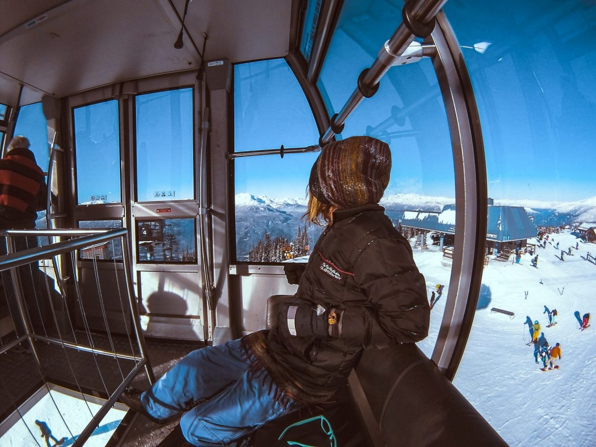 The Best Places To Ski And Snowboard In Canada: Whistler and Blackcomb