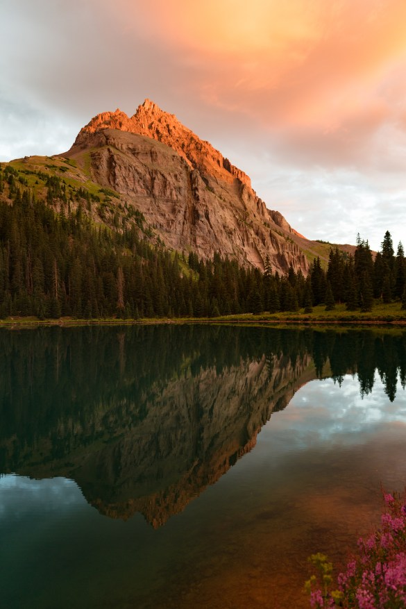 Blue Lakes, Colorado, USA Photography, Landscape Photography