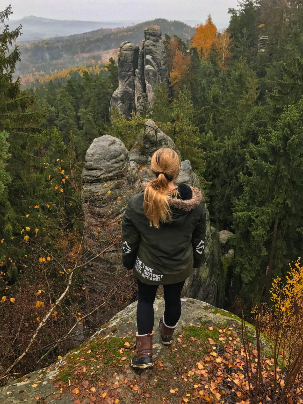 Hiking The Czech Rock Formations Of Cesky Raj