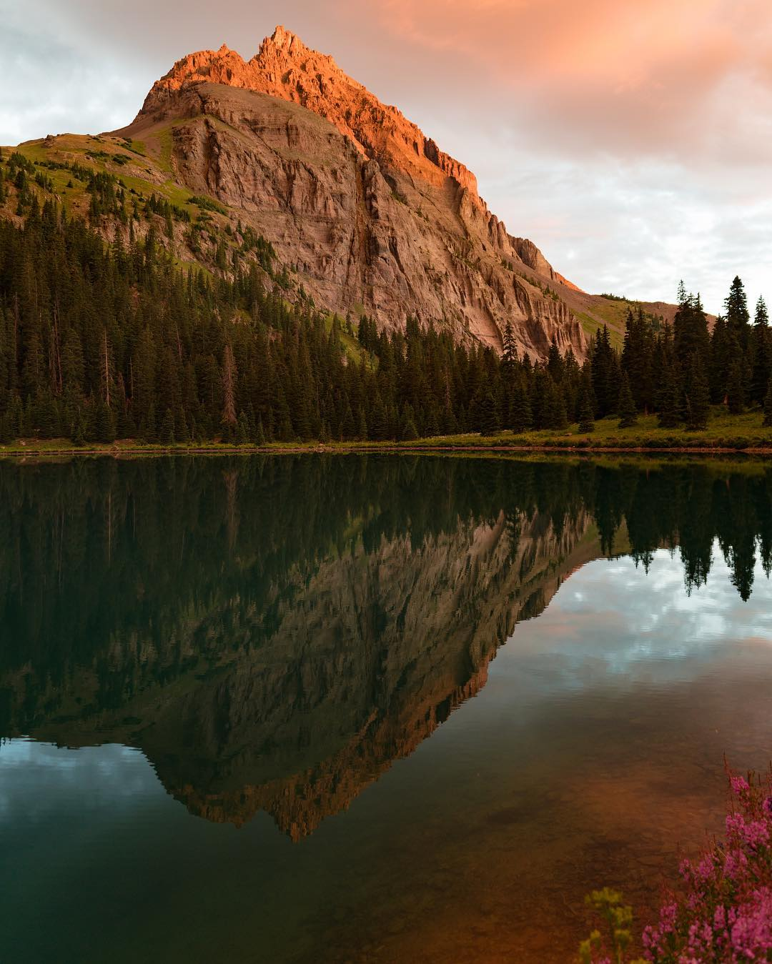 USA Photography USA Photography What To Do In Telluride: Blue Lakes Trail