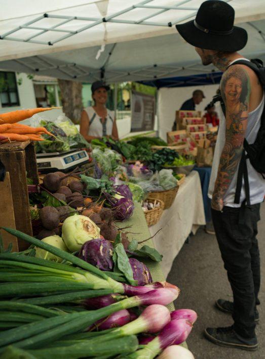 What To Do In Telluride: Telluride Farmer's Market