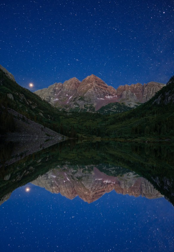 The Maroon Bells: How To Avoid The Crowds At America's Most Photographed Mountains