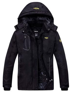 Wanted Mountain Waterproof Ski Jacket