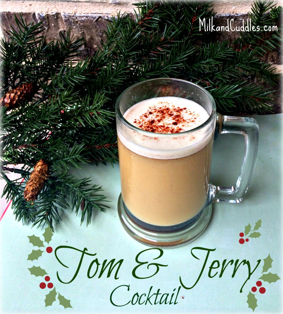 Classic Holiday Drink Tom And Jerry Everyday Best