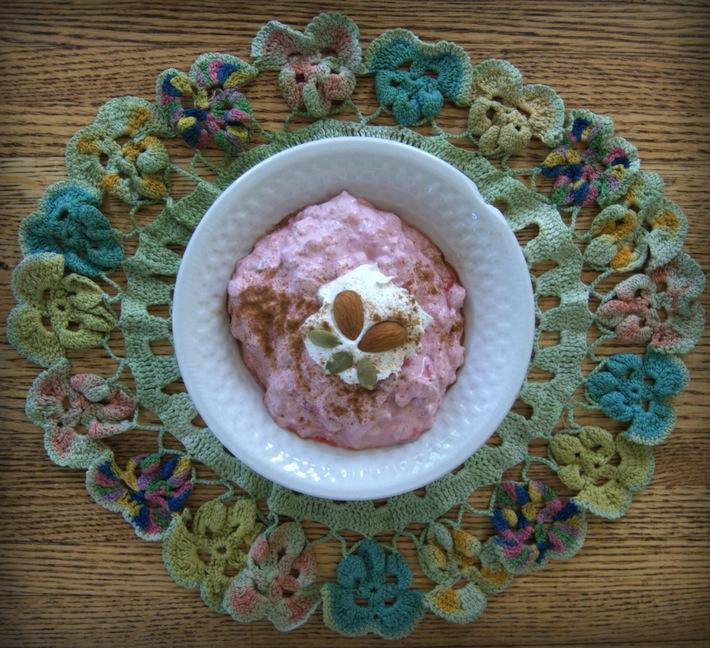 Nana's Swiss Porridge