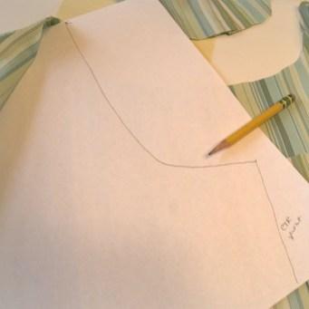 pattern peter pan collar