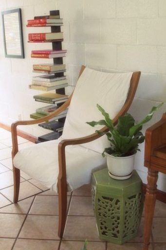 thrifty decorating in Hawaii