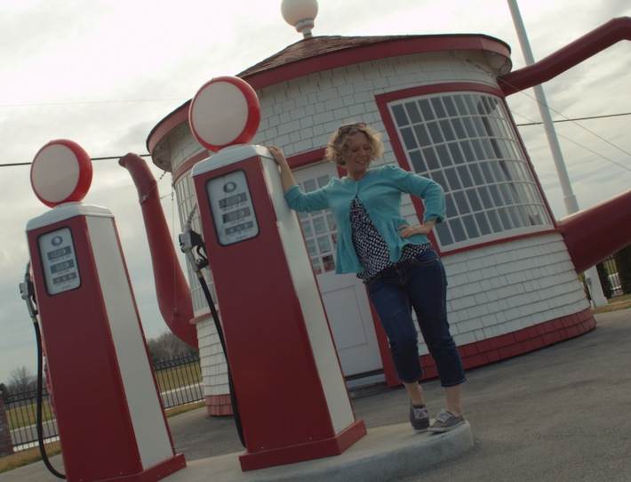 Teapot Gas Stop...Yakima
