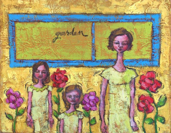 I Beg Your Pardon: A Girl Garden