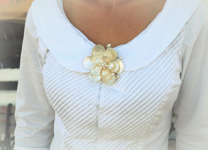 refashion peter pan collar
