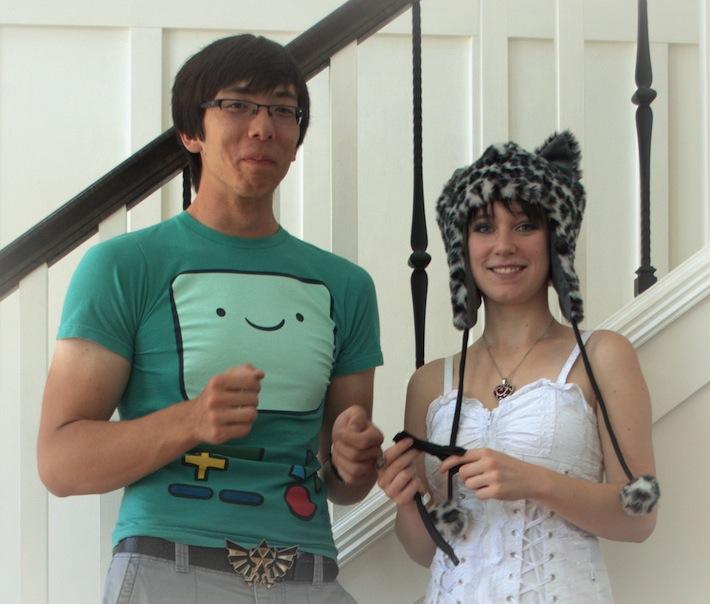buglet and boyfriend