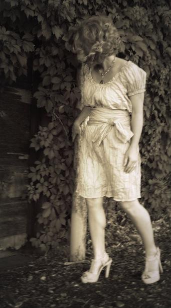 make a dress, midsummer's dream