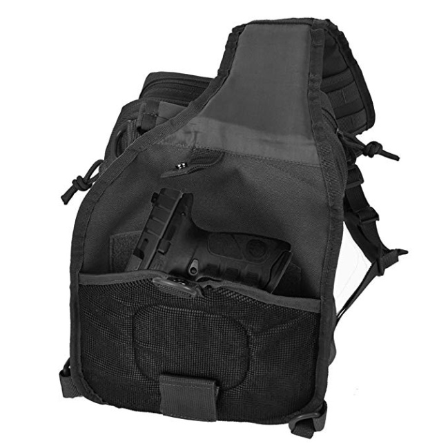 REEBOW GEAR Tactical Sling Bag Pack