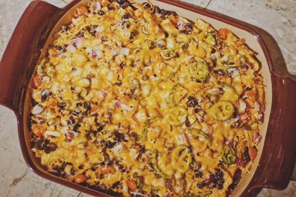Nacho Party Platter | Game Day Snacks