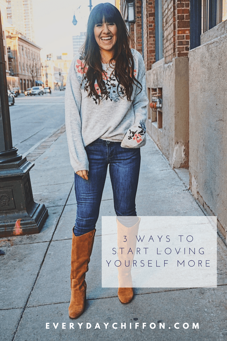 3 Ways to Start Loving Yourself More | Self Love | Positive Mindset | Self Love for Woman | Positivity for Woman