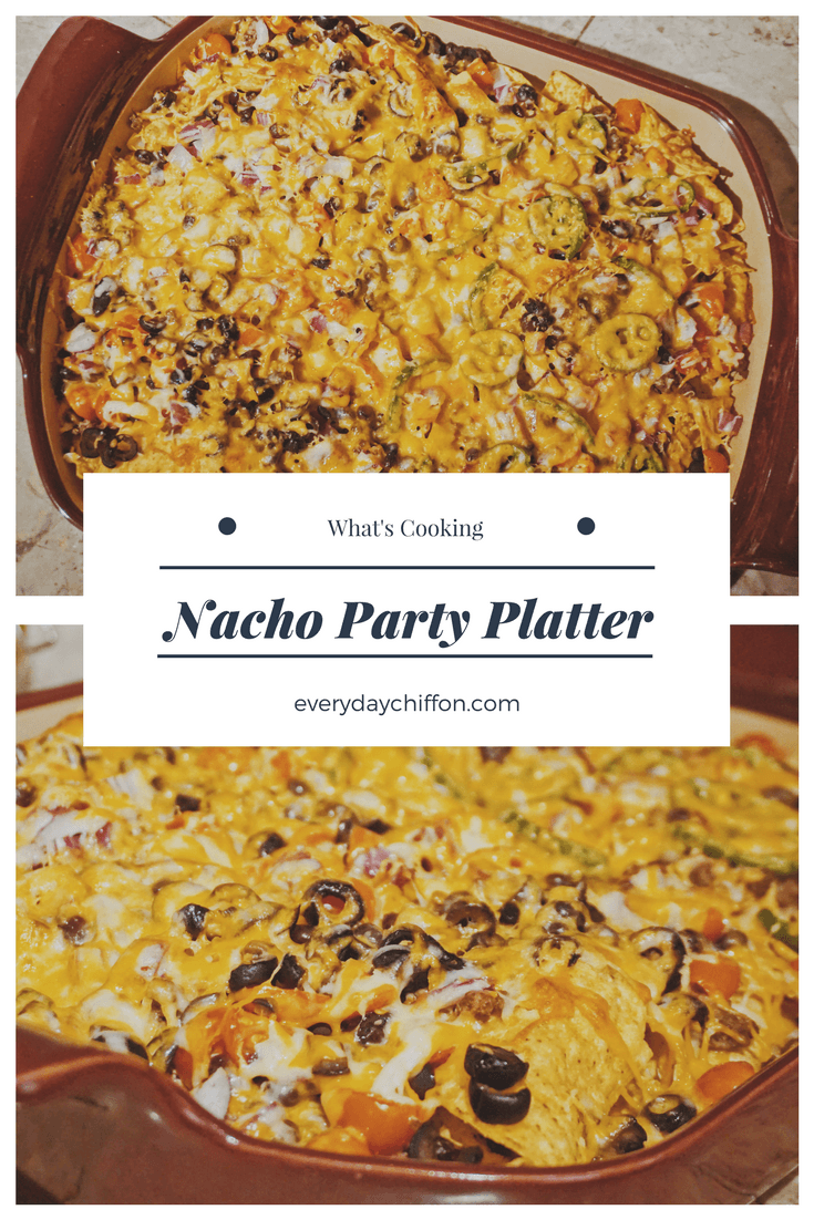 Nacho Party Platter | Game Day Snacks