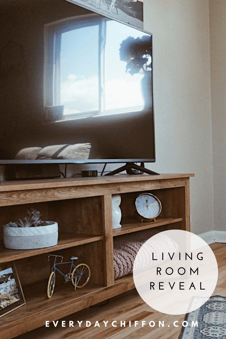 Living Room Reveal | Affordable & Chic Upgrade