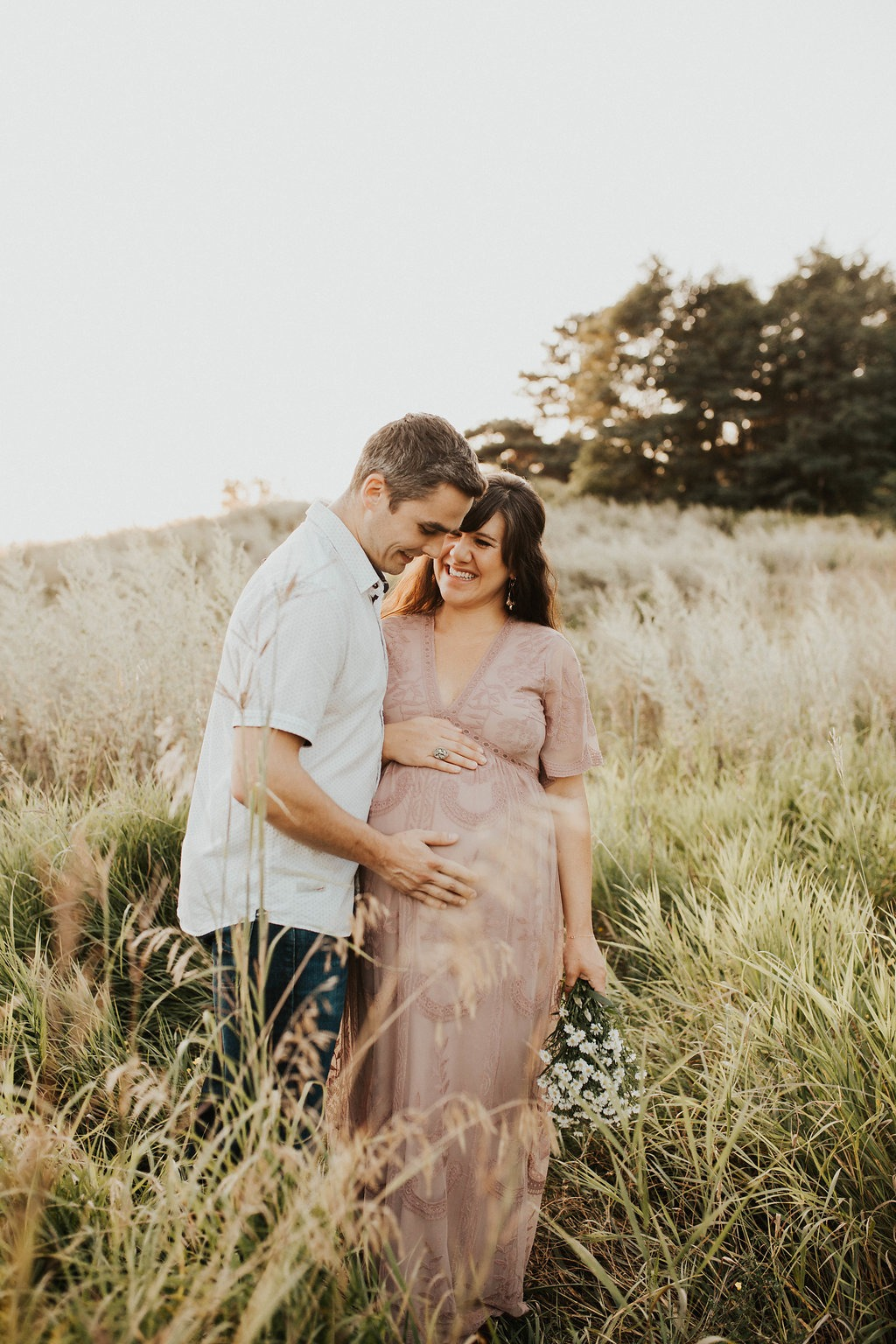 Boho Maternity Shoot | Everyday Mama