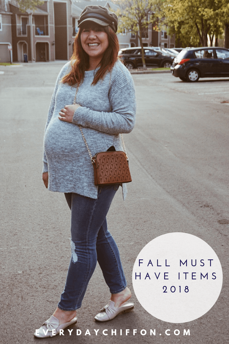 Fall Must Have Items 2018 | Everyday Chiffon
