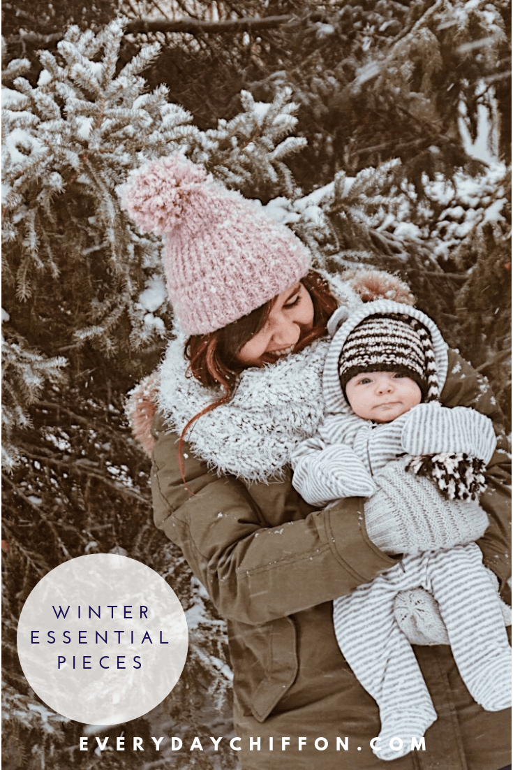 Winter Essential Pieces - Winter Style | Everyday Chiffon