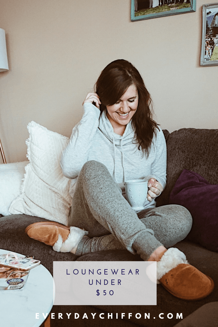 Loungewear Favorites Under $50 | Everyday Chiffon - Budget Friendly Style