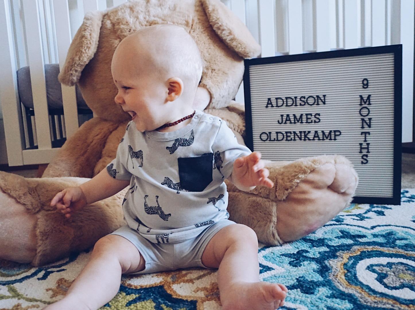 9 Month Update | Everyday Mama