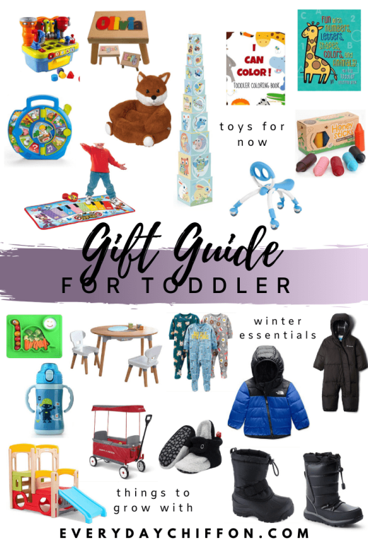 gifts for toddler