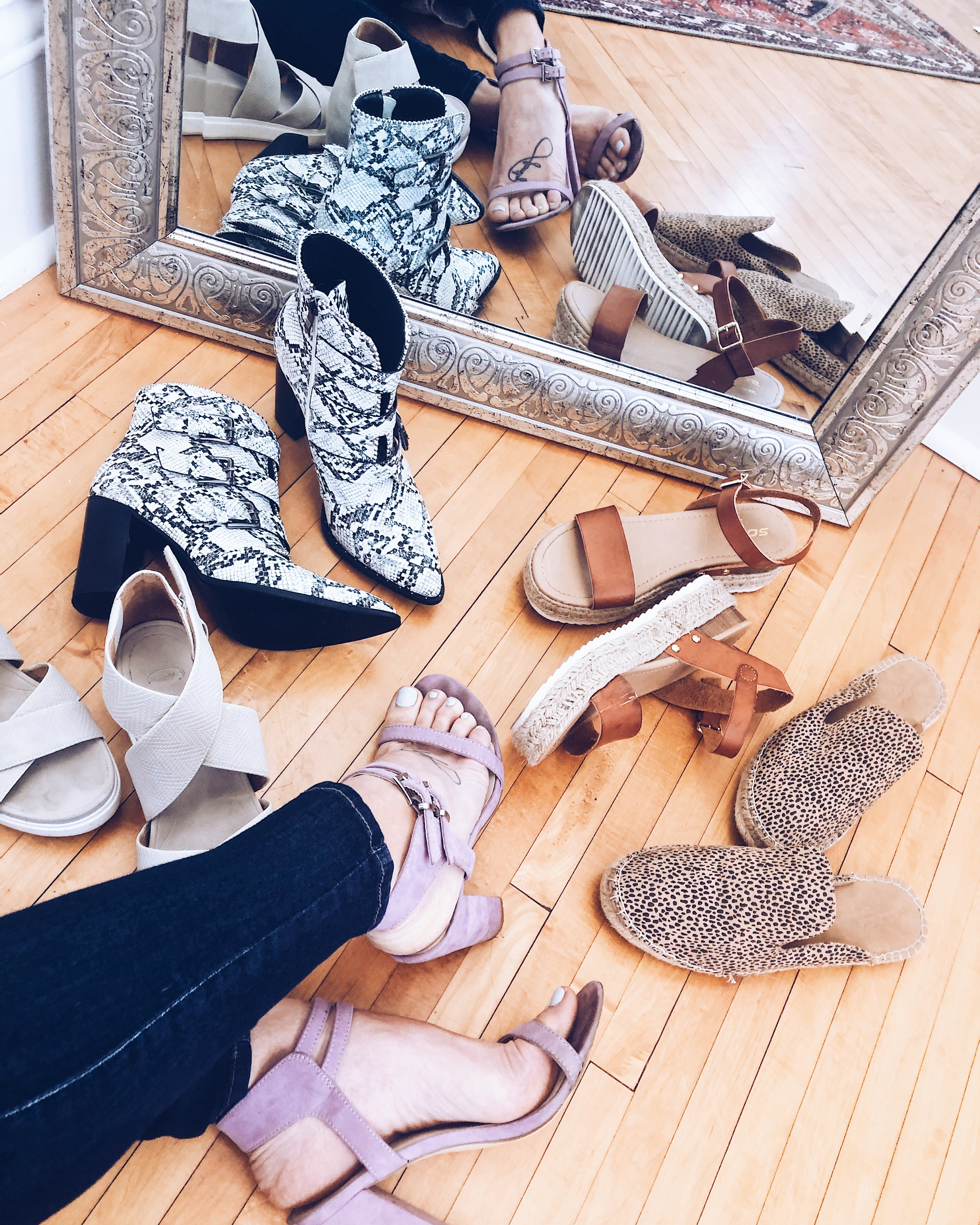 50 Shoes for Spring 2020 | Everyday Chiffon