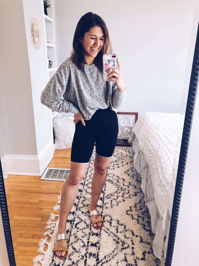 4 Ways to Style Biker Shorts | Everyday Chiffon