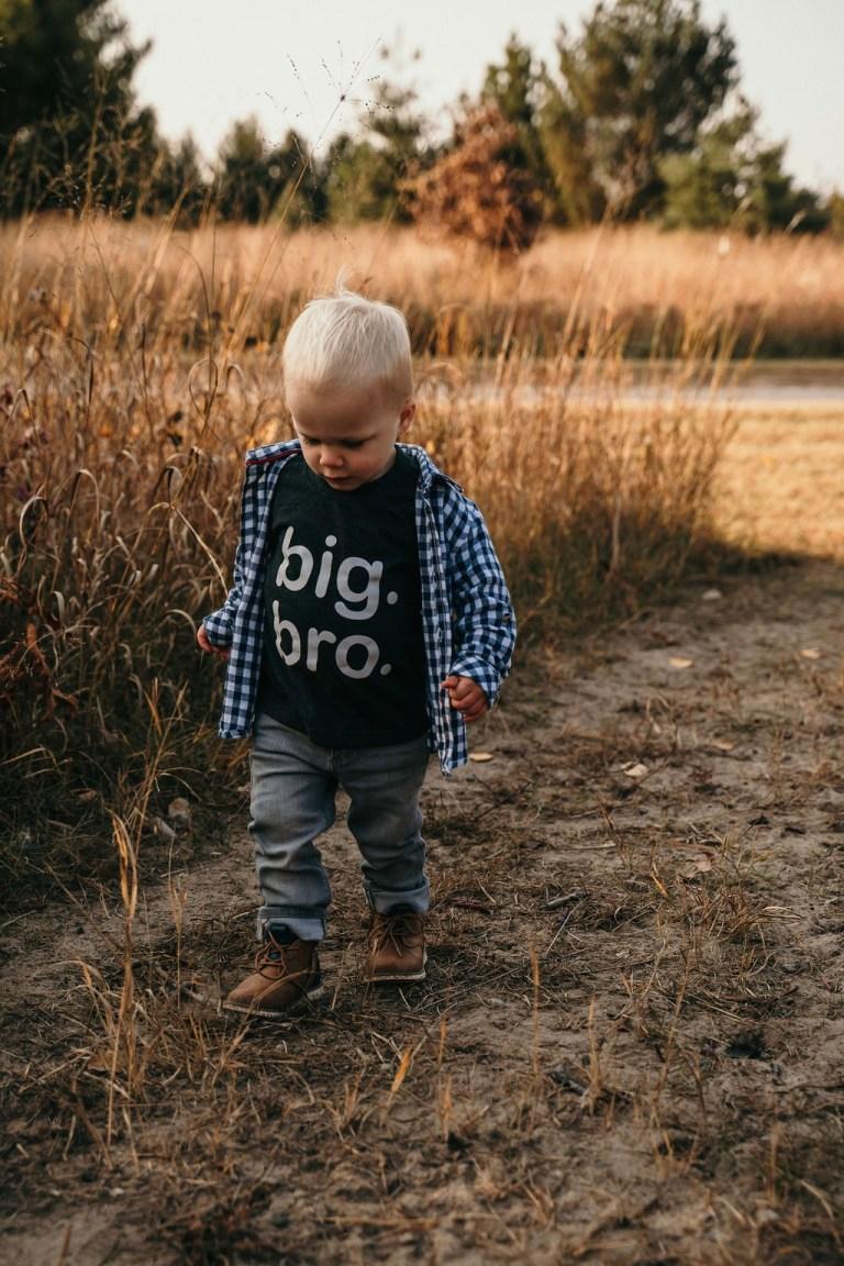 Fall Family Photos & Dishing on Baby 2.0 | Everyday Chiffon