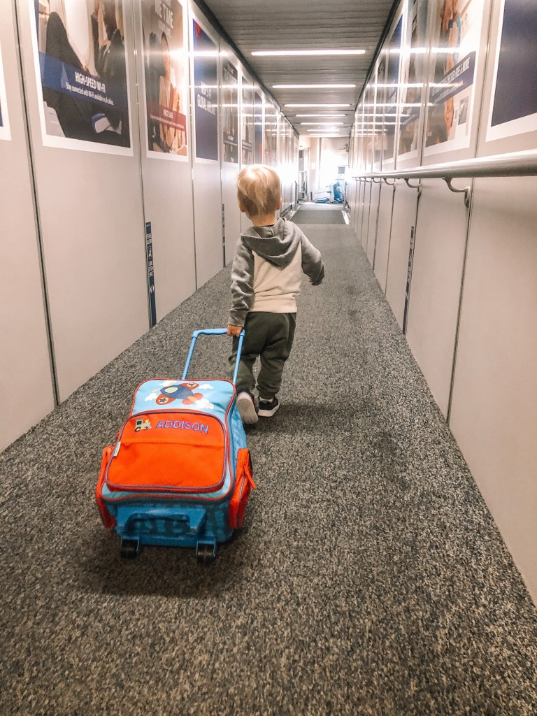 Tips for Traveling with a Toddler | Everyday Mama