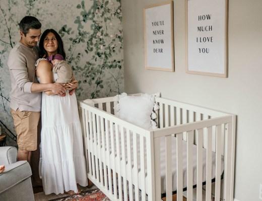 Nursery Reveal + Newborn Photoshoot   Everyday Chiffon