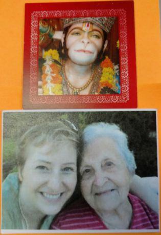 Sherri & Grandma Christine