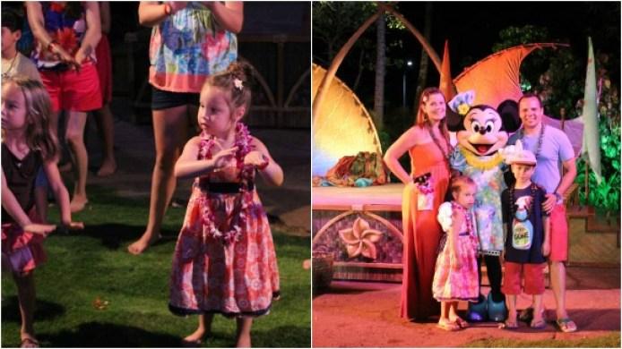Aulani Starlit Hui Kids Hula Character Meet And Greet