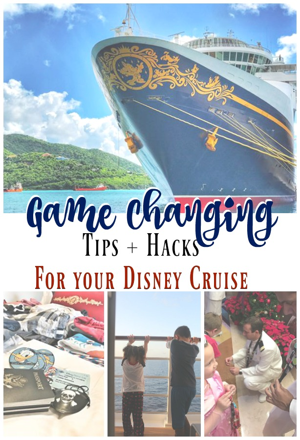 Game Changing Tips and Hacks for Your Disney Cruise