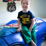 Toddler Bedroom Makeover The Ultimate Race Car Themed Room