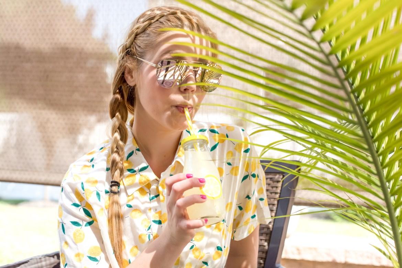 Corine Ingrassia- Mom Style Blogger- Sunglasses