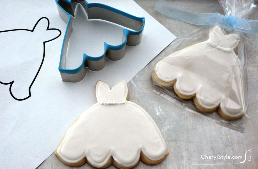 DIY Wedding Cookie Cutters Everyday Dishes Amp DIY