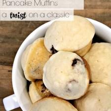 How to Make Pancake Muffins